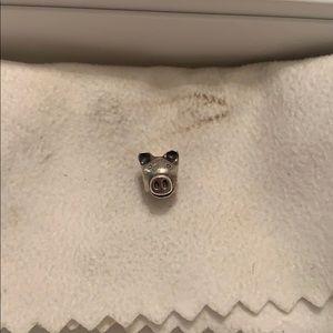 Pandora Pig Charm